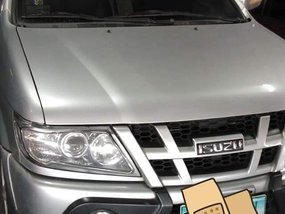 Selling Silver Isuzu Crosswind 2012 Manual Diesel in Naga