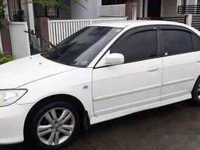 Sell White 2005 Honda Civic at 131000 km