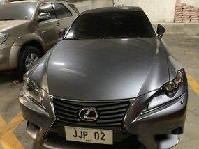 Sell Grey 2014 Lexus Is 350