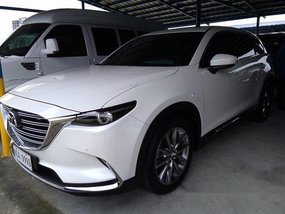 White Mazda Cx-9 2018 Automatic for sale