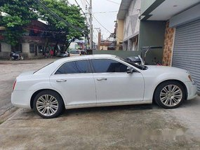 Sell White 2014 Chrysler 300c Automatic