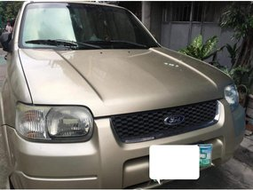 Ford Escape 2004 for sale in Quezon City