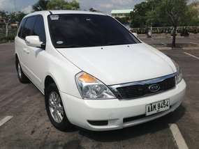 Selling Used Kia Carnival 2014 Manual Diesel in Lucena