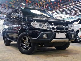 Sell Black 2014 Isuzu Sportivo X Diesel Automatic in Quezon City