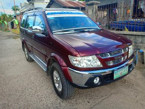 Selling 2nd Hand Isuzu Sportivo 2009 Manual Diesel