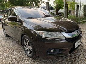 Sell 2nd Hand 2015 Honda City at 50000 km in Isabela