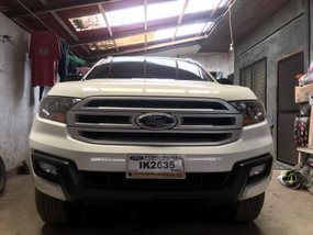 Used 2016 Ford Everest at 22000 km for sale