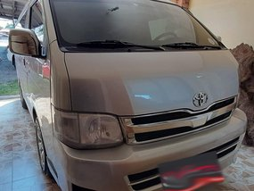 Sell Used 2014 Toyota Hiace Manual Diesel in Isabela