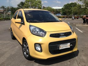 Selling Used Kia Picanto 2017 at 33000 km in Lucena