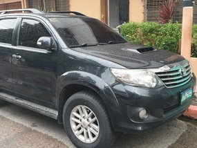 Toyota Fortuner 2014 for sale in Manila