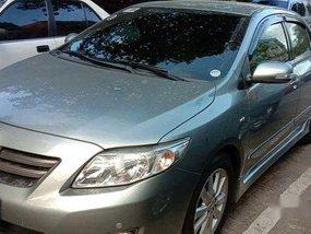 Selling Silver Toyota Corolla Altis 2010 Automatic Gasoline at 67357 km