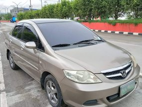 Selling Used Honda City 2007 Sedan in Taguig