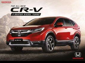 Brand New 2019 Honda Cr-V for sale in Taguig