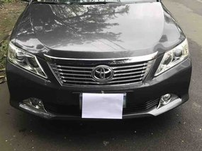 Used 2013 Toyota Camry for sale in Quezon City