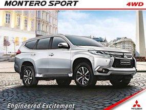 Brand New 2019 Mitsubishi Montero Sport for sale in Pateros