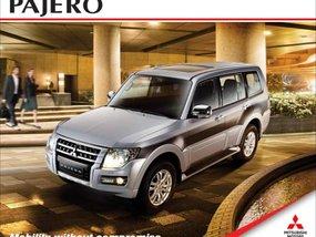 Brand New 2019 Mitsubishi Pajero for sale in Quezon City