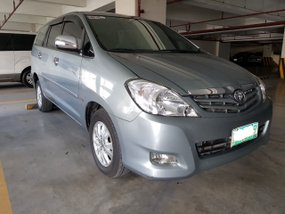 Used 2009 Toyota Innova Automatic Diesel for sale