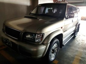 Used 2002 Isuzu Trooper Automatic Diesel for sale