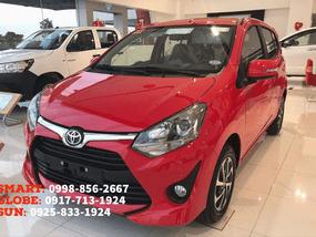 2020 Toyota Wigo G Hatchback Gas AT for sale in Manila