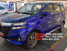 2020 Toyota Avanza Gas MPV MT Promo for sale in Manila