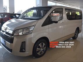 2020 Toyota All New Hiace GL Grandia Automatic in Manila
