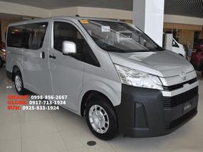 2020 Toyota All New Hiace Commuter Van Promo in Manila
