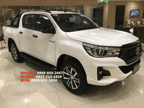 Brand New 2020 Toyota Hilux for sale in Manila