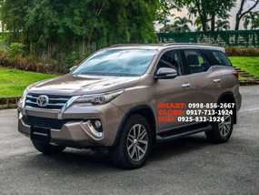 2020 All New Toyota Fortuner Promo in Manila