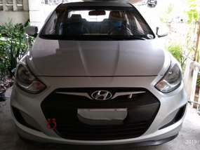 Sell 2nd Hand 2014 Hyundai Accent Automatic at 38000 km