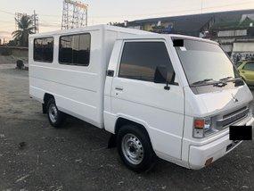 Sell White 2016 Mitsubishi L300 Van Manual Diesel