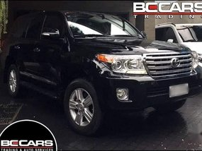 2015 Toyota Land Cruiser for sale in Pasig
