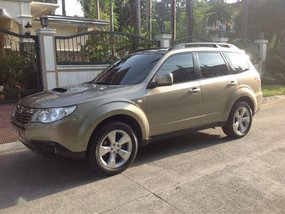 2009 Subaru Forester for sale in Quezon City