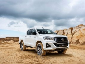What comes with the Toyota Hilux 2020 Philippines? Take a glimpse from the updated Aus-spec version