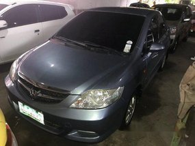 Selling Grey Honda City 2008 Automatic Gasoline at 97548 km