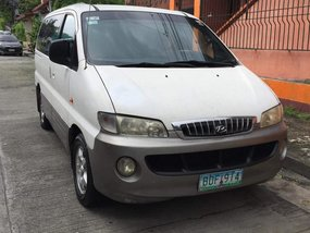 2001 Hyundai Starex for sale in Taguig