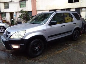 Selling Used Honda Cr-V 2002 Automatic in Manila