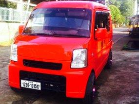 Sell 2nd Hand 2018 Suzuki Multi-Cab Van in Davao City