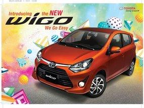 Brand New 2019 Toyota Wigo for sale in Las Pinas
