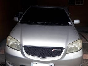 Silver 2005 Toyota Vios for sale in Pasig