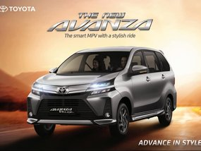 Brand New Toyota Avanza 2019 for sale in Malabon