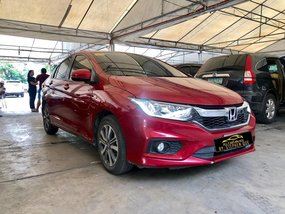 Red 2019 Honda City Automatic Gasoline for sale