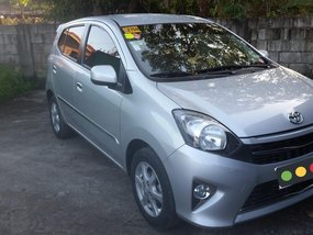 Sell Used 2015 Toyota Wigo at 54000 km in Angeles