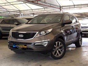 Sell Used 2014 Kia Sportage at 65000 km in Makati