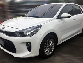 Selling Used Kia Rio 2018 Hatchback at 9000 km