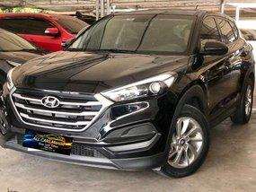 Sell Black 2016 Hyundai Tucson at 38000 km in Makati