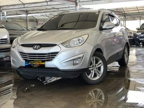Sell Silver 2012 Hyundai Tucson at 49000 km in Makati