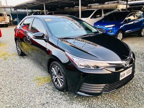 Sell Black 2017 Toyota Altis at 24000 km in Las Pinas