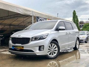 2nd Hand 2017 Kia Grand Carnival Diesel Automatic for sale