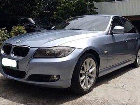 Blue Bmw 318D 2012 Automatic for sale