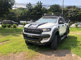Selling Ford Ranger 2017 Automatic Diesel